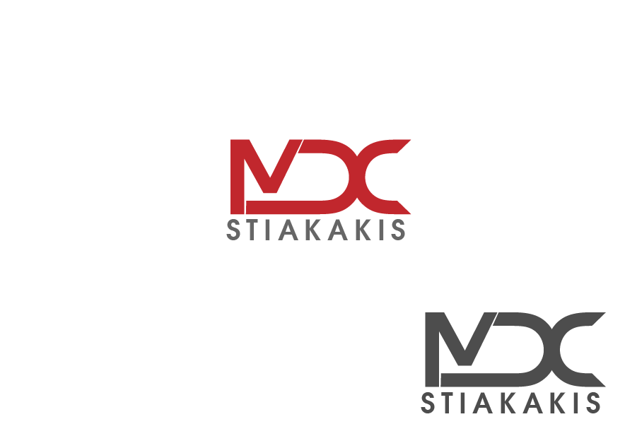Logo Design by brands_in - Entry No. 108 in the Logo Design Contest Unique Logo Design Wanted for MDC STIAKAKIS.