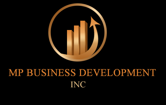 Logo Design by Crystal Desizns - Entry No. 171 in the Logo Design Contest MP Business Development Inc. Logo Design.