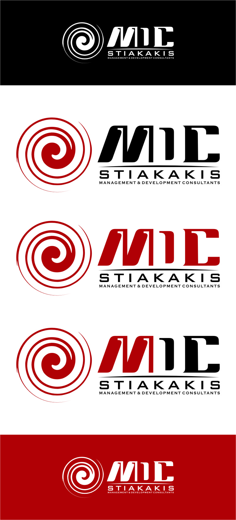 Logo Design by RasYa Muhammad Athaya - Entry No. 110 in the Logo Design Contest Unique Logo Design Wanted for MDC STIAKAKIS.
