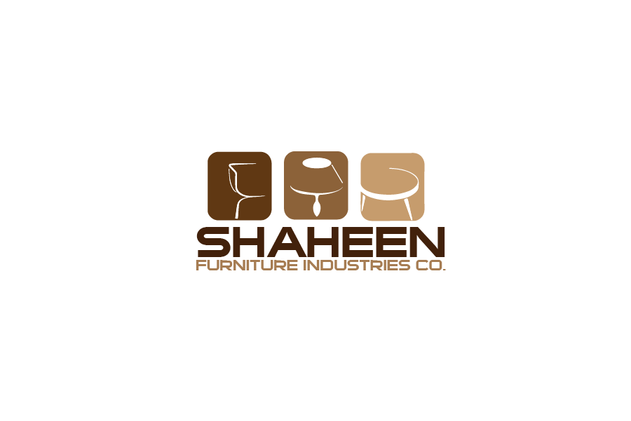 Logo Design by Private User - Entry No. 83 in the Logo Design Contest Artistic Logo Design for Shaheen Furniture Industry Co..