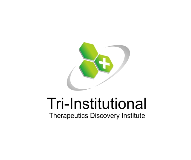 Logo Design by ronny - Entry No. 8 in the Logo Design Contest Inspiring Logo Design for Tri-Institutional Therapeutics Discovery Institute.