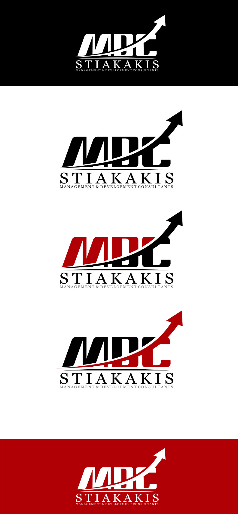Logo Design by Ngepet_art - Entry No. 114 in the Logo Design Contest Unique Logo Design Wanted for MDC STIAKAKIS.
