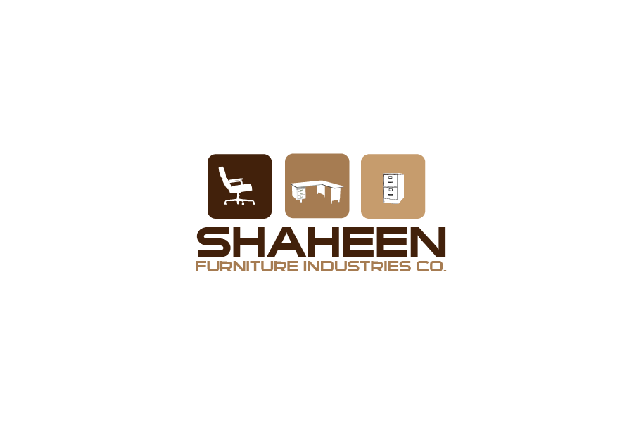 Logo Design by Private User - Entry No. 85 in the Logo Design Contest Artistic Logo Design for Shaheen Furniture Industry Co..