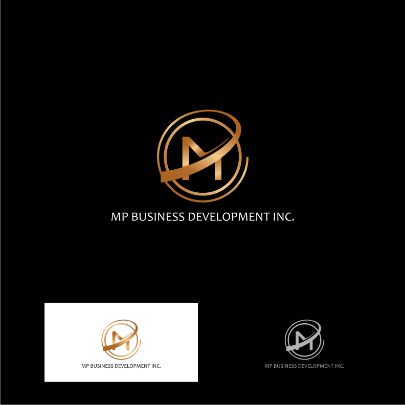Logo Design by graphicleaf - Entry No. 173 in the Logo Design Contest MP Business Development Inc. Logo Design.