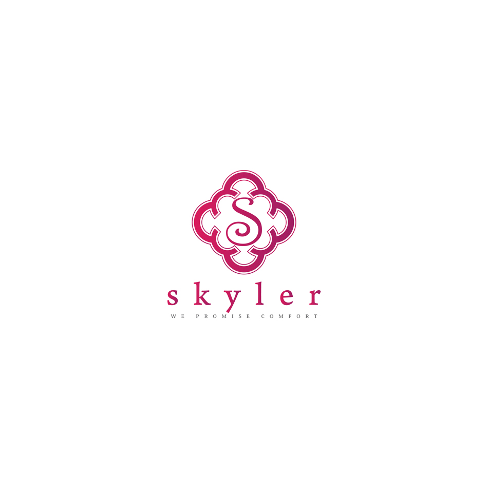 Logo Design by a-m-b-i-e-n-t - Entry No. 234 in the Logo Design Contest Skyler Clothing Logo.