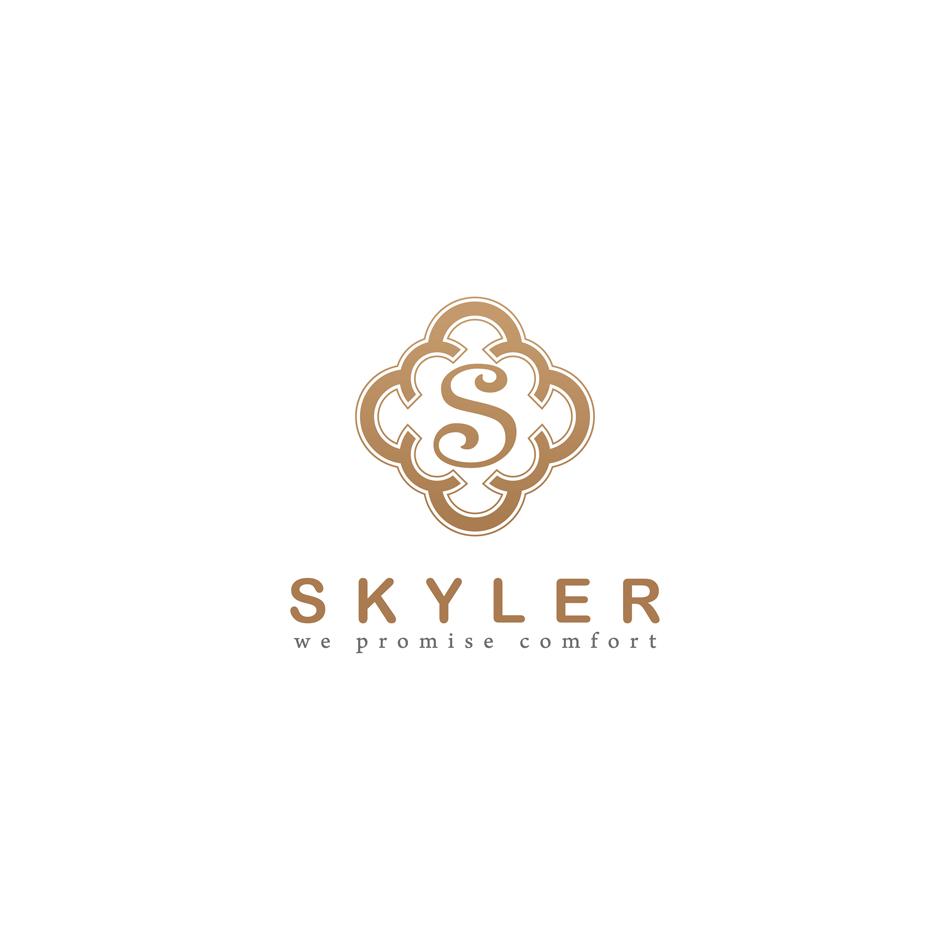 Logo Design by a-m-b-i-e-n-t - Entry No. 235 in the Logo Design Contest Skyler Clothing Logo.