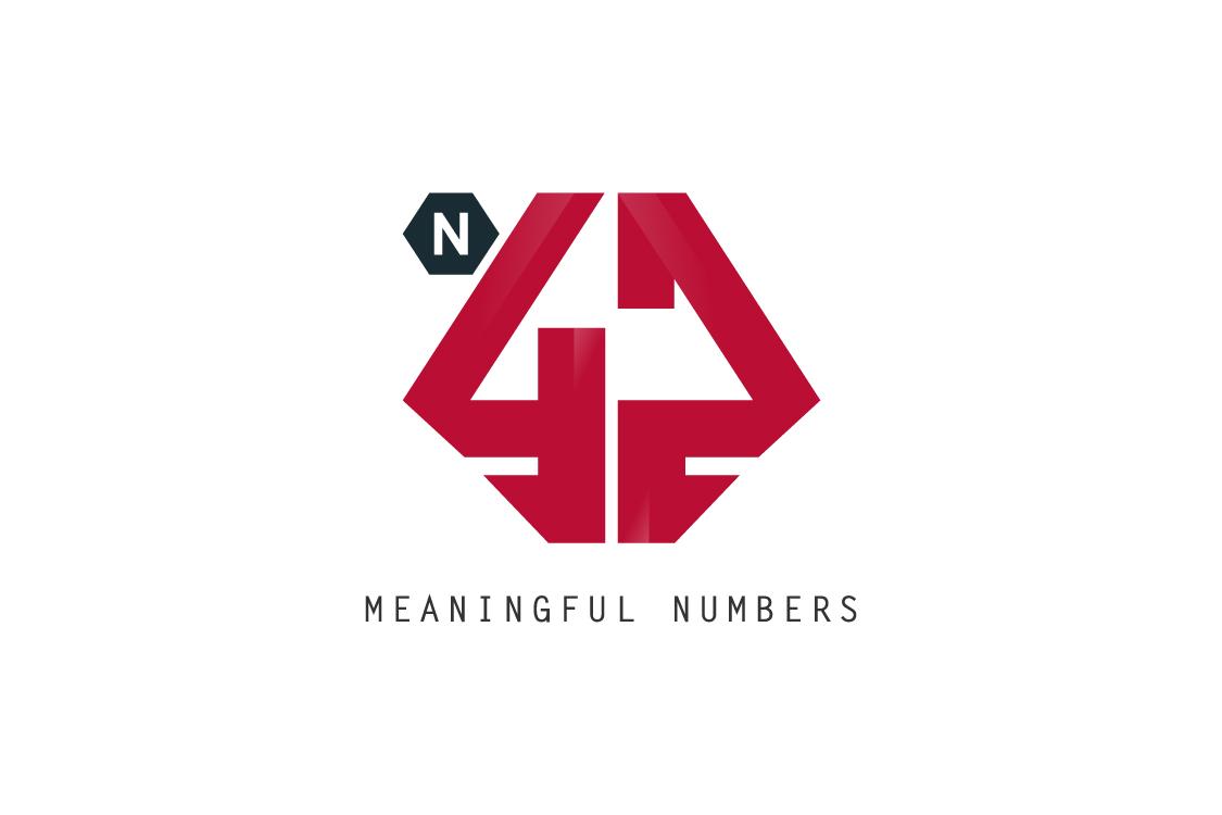 Logo Design by Top Elite - Entry No. 61 in the Logo Design Contest Artistic Logo Design for Number 42.