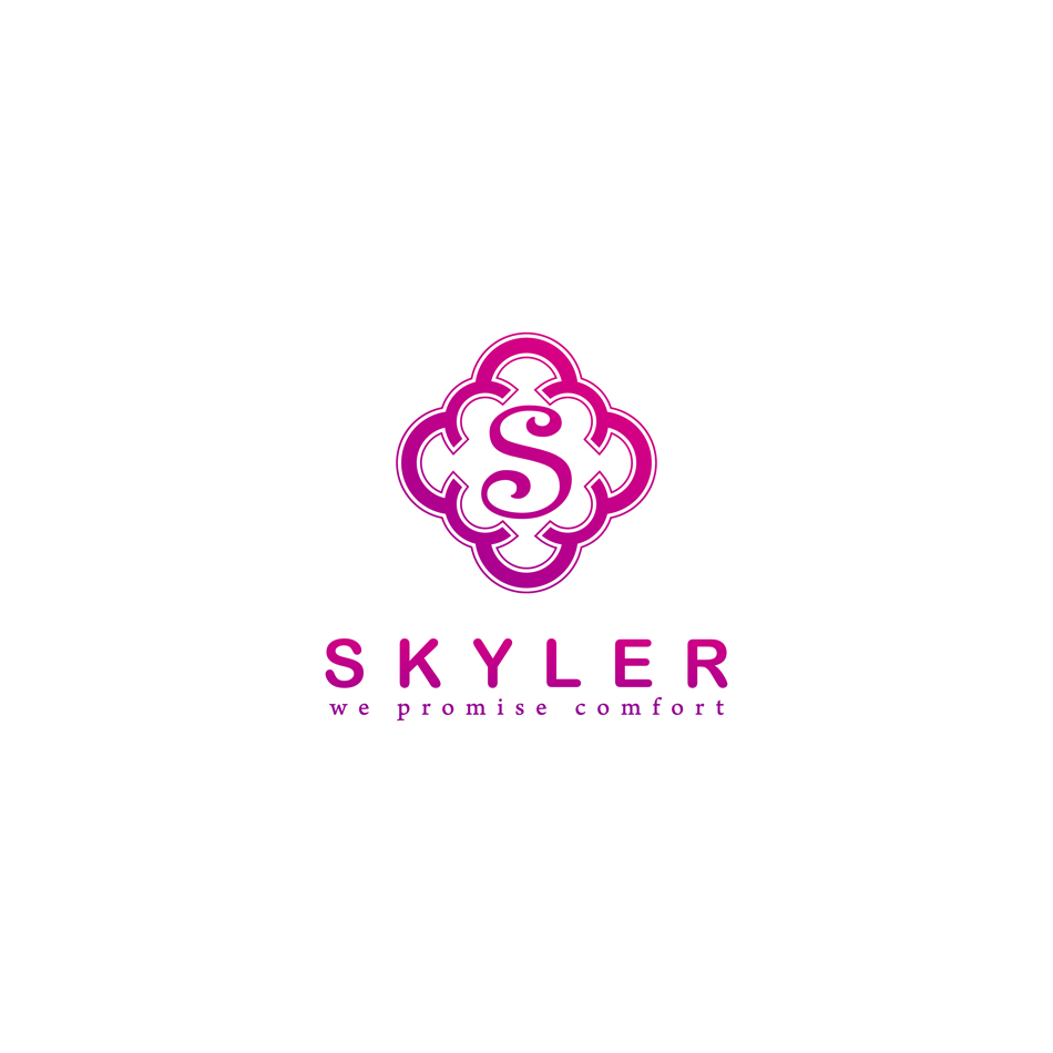 Logo Design by a-m-b-i-e-n-t - Entry No. 236 in the Logo Design Contest Skyler Clothing Logo.