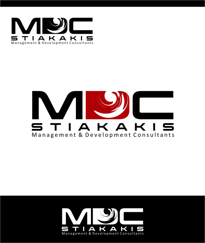 Logo Design by RasYa Muhammad Athaya - Entry No. 124 in the Logo Design Contest Unique Logo Design Wanted for MDC STIAKAKIS.
