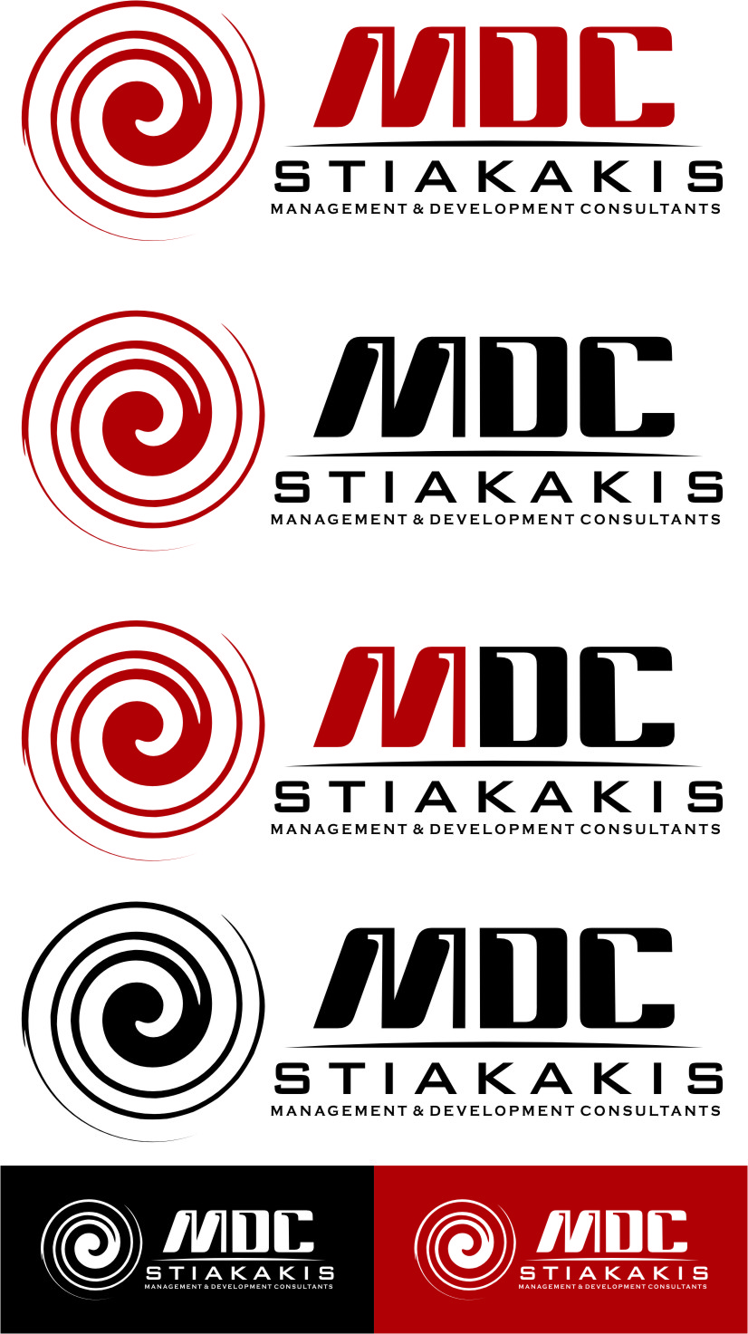Logo Design by RasYa Muhammad Athaya - Entry No. 127 in the Logo Design Contest Unique Logo Design Wanted for MDC STIAKAKIS.