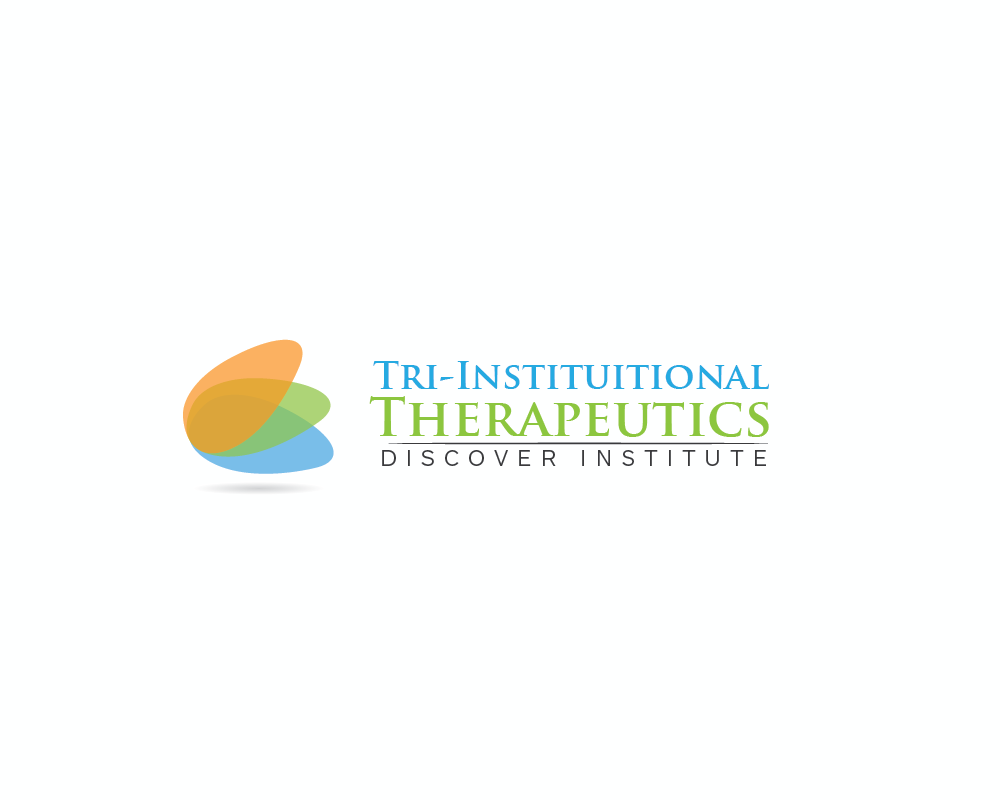 Logo Design by roc - Entry No. 12 in the Logo Design Contest Inspiring Logo Design for Tri-Institutional Therapeutics Discovery Institute.