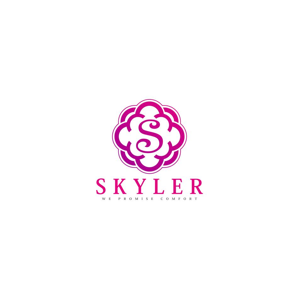 Logo Design by a-m-b-i-e-n-t - Entry No. 237 in the Logo Design Contest Skyler Clothing Logo.