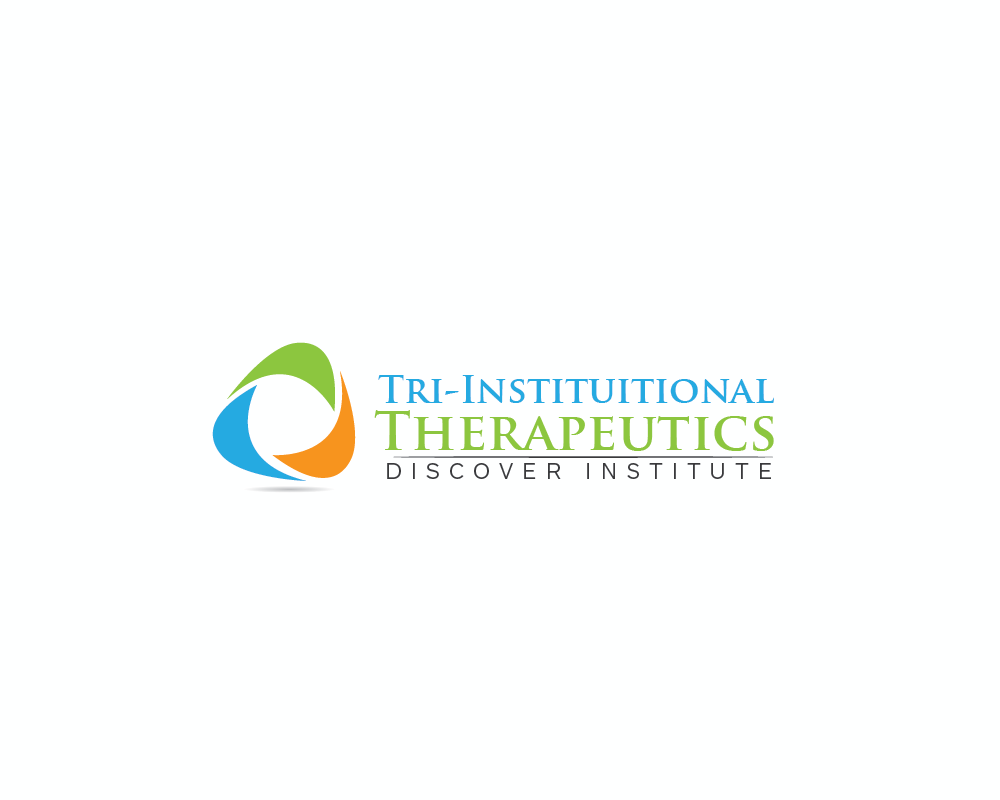 Logo Design by roc - Entry No. 14 in the Logo Design Contest Inspiring Logo Design for Tri-Institutional Therapeutics Discovery Institute.