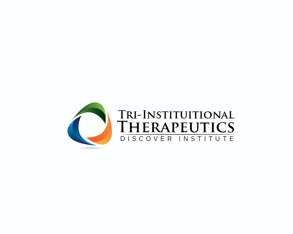 Logo Design by roc - Entry No. 15 in the Logo Design Contest Inspiring Logo Design for Tri-Institutional Therapeutics Discovery Institute.