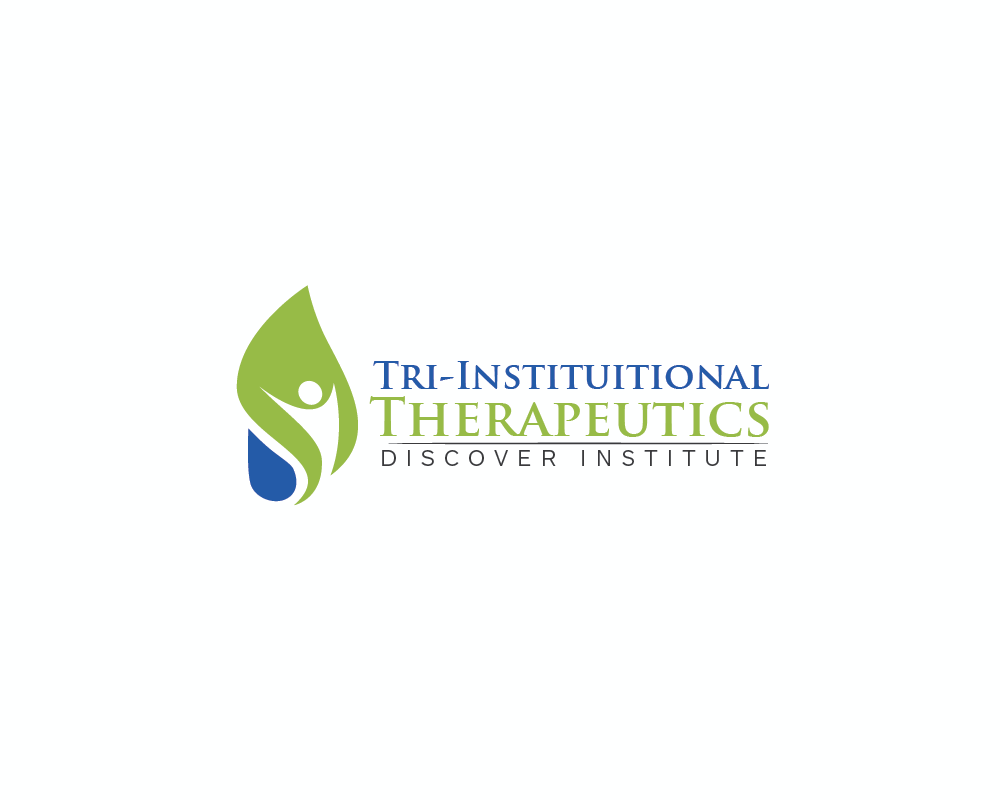 Logo Design by roc - Entry No. 16 in the Logo Design Contest Inspiring Logo Design for Tri-Institutional Therapeutics Discovery Institute.
