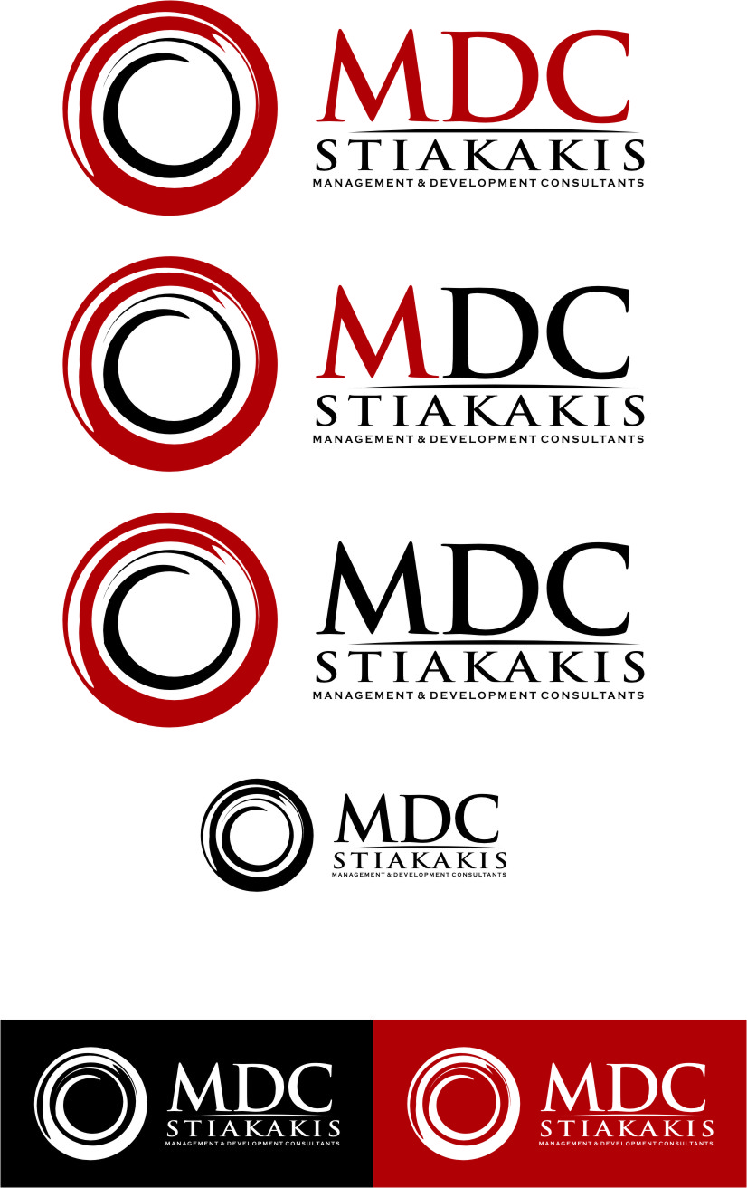 Logo Design by RasYa Muhammad Athaya - Entry No. 132 in the Logo Design Contest Unique Logo Design Wanted for MDC STIAKAKIS.
