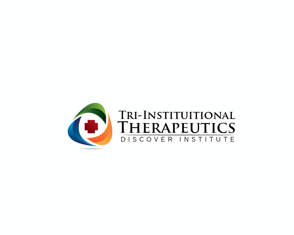 Logo Design by roc - Entry No. 17 in the Logo Design Contest Inspiring Logo Design for Tri-Institutional Therapeutics Discovery Institute.