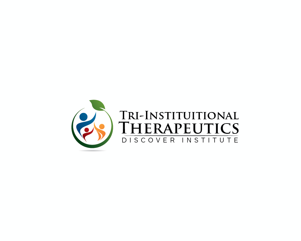 Logo Design by roc - Entry No. 18 in the Logo Design Contest Inspiring Logo Design for Tri-Institutional Therapeutics Discovery Institute.
