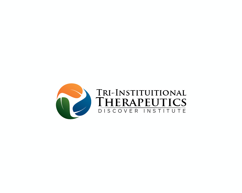 Logo Design by roc - Entry No. 19 in the Logo Design Contest Inspiring Logo Design for Tri-Institutional Therapeutics Discovery Institute.