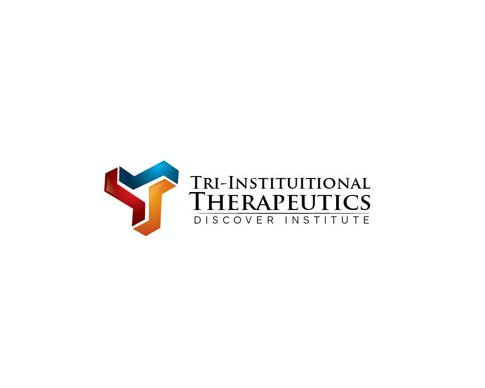 Logo Design by roc - Entry No. 20 in the Logo Design Contest Inspiring Logo Design for Tri-Institutional Therapeutics Discovery Institute.