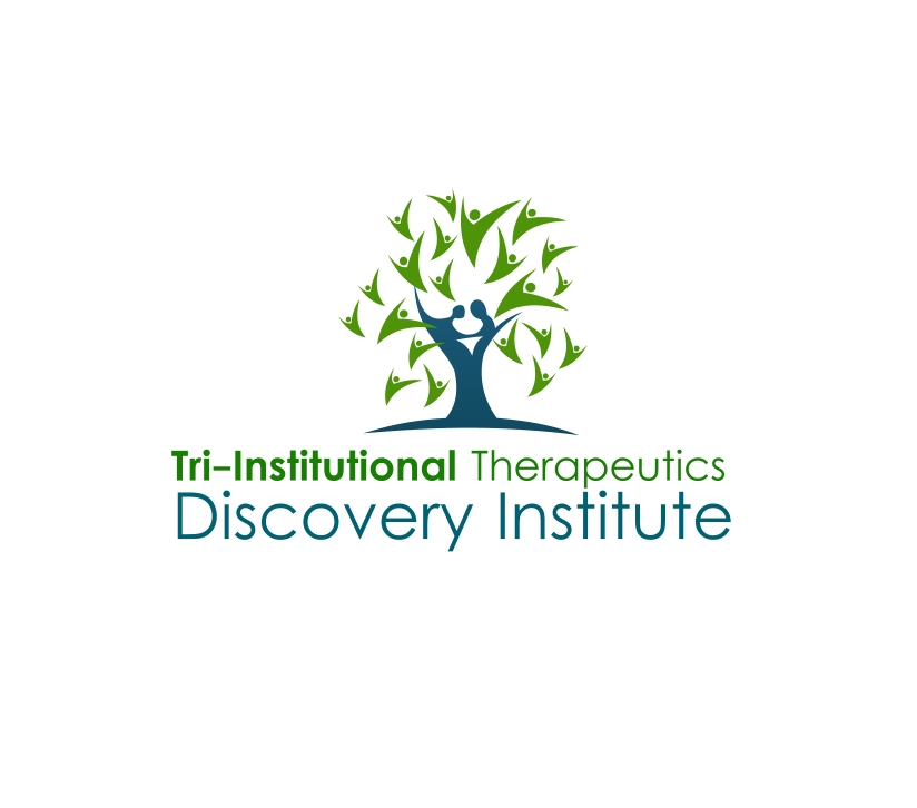 Logo Design by Private User - Entry No. 21 in the Logo Design Contest Inspiring Logo Design for Tri-Institutional Therapeutics Discovery Institute.