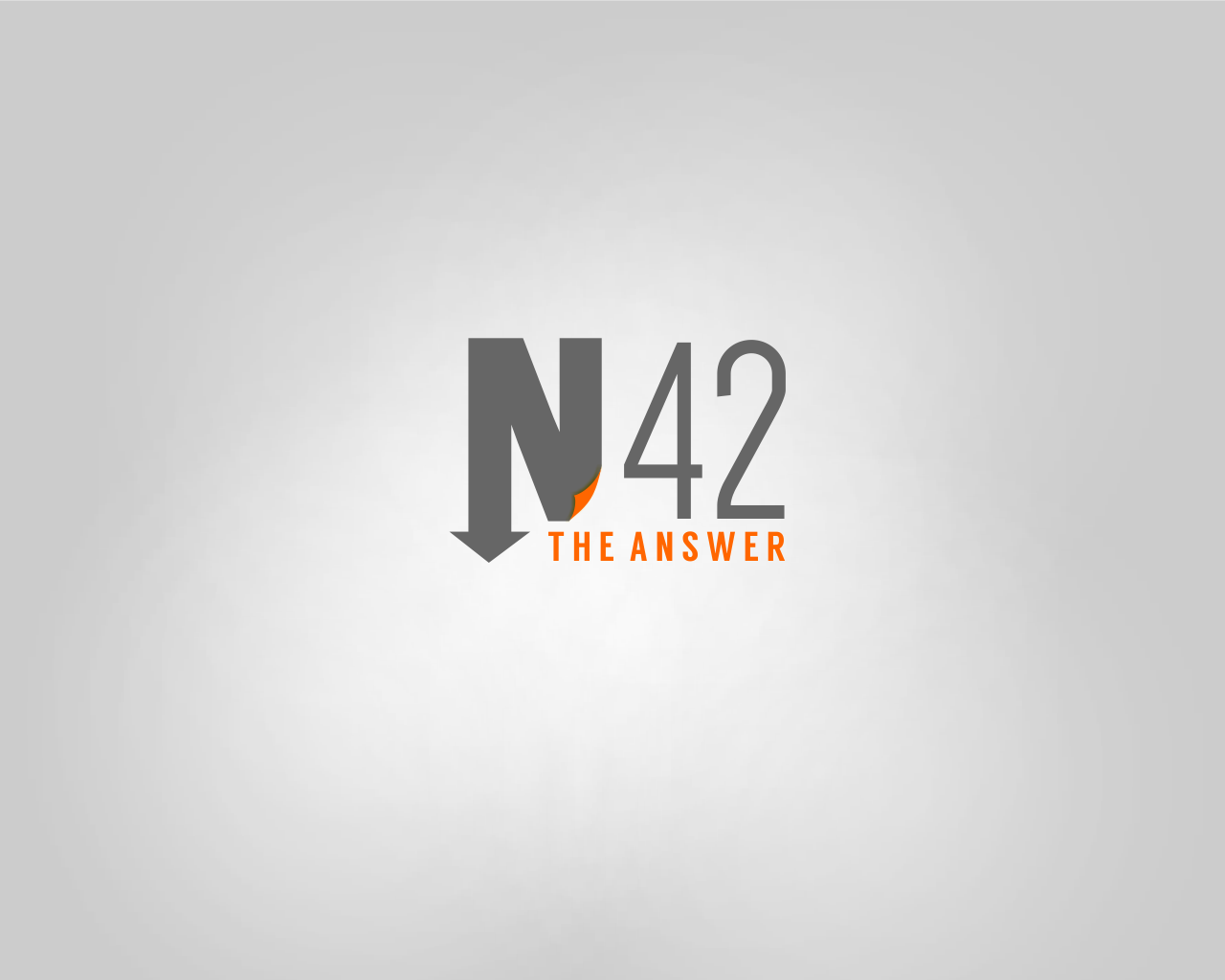 Logo Design by Q_Division_Designs - Entry No. 63 in the Logo Design Contest Artistic Logo Design for Number 42.