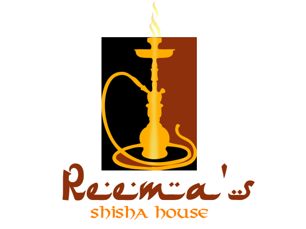 Logo Design by Crystal Desizns - Entry No. 65 in the Logo Design Contest Captivating Logo Design for Reema's Shisha House.