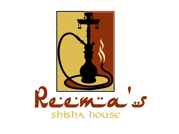 Logo Design by Crystal Desizns - Entry No. 66 in the Logo Design Contest Captivating Logo Design for Reema's Shisha House.