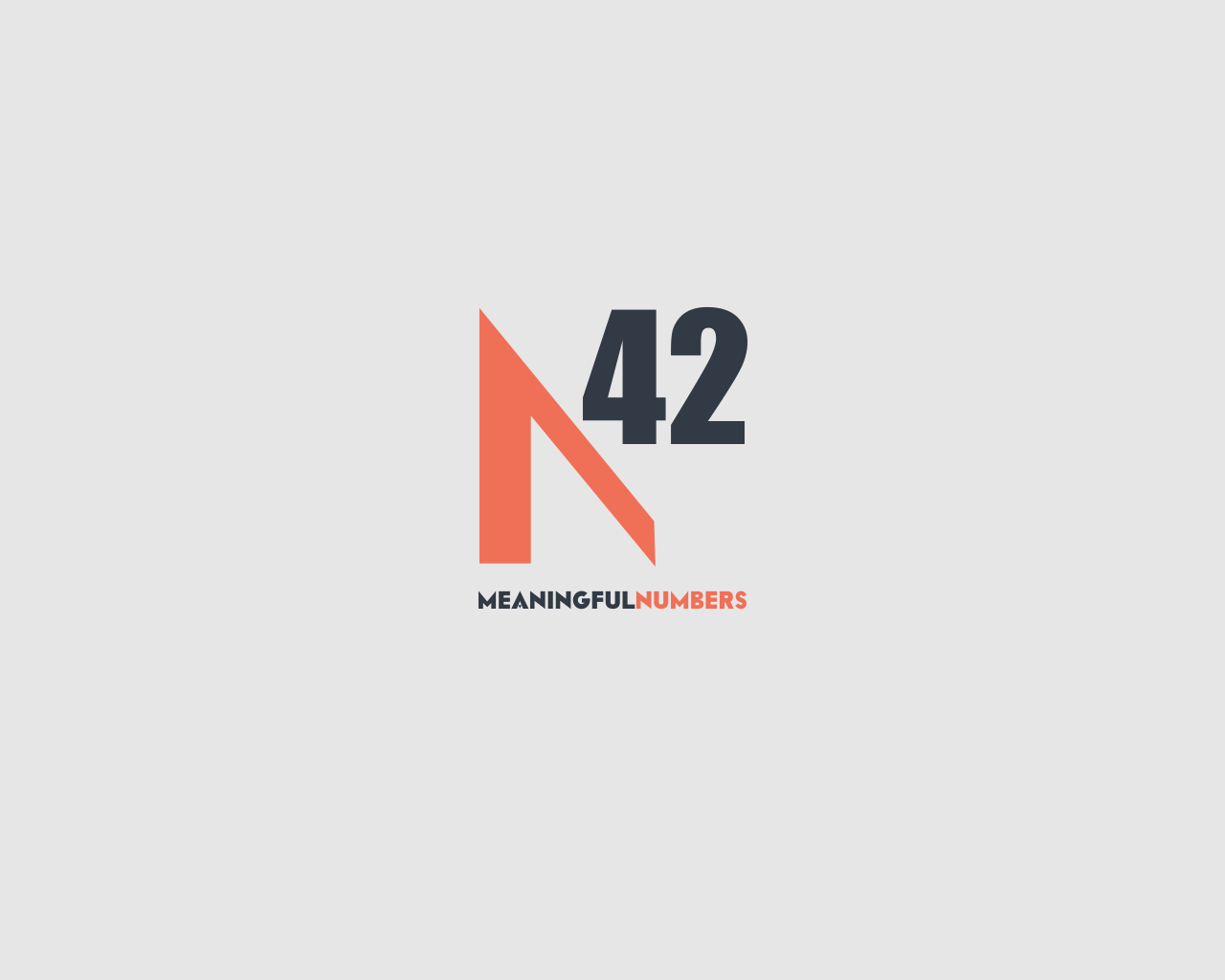 Logo Design by Q_Division_Designs - Entry No. 65 in the Logo Design Contest Artistic Logo Design for Number 42.