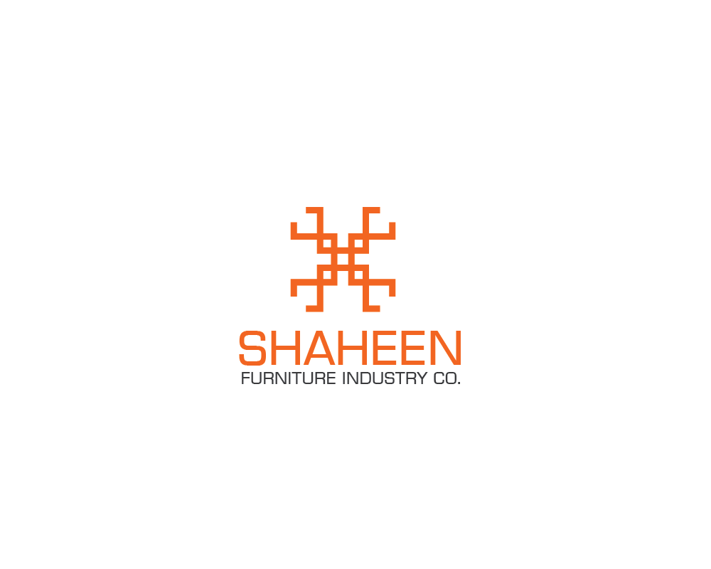 Logo Design by roc - Entry No. 92 in the Logo Design Contest Artistic Logo Design for Shaheen Furniture Industry Co..