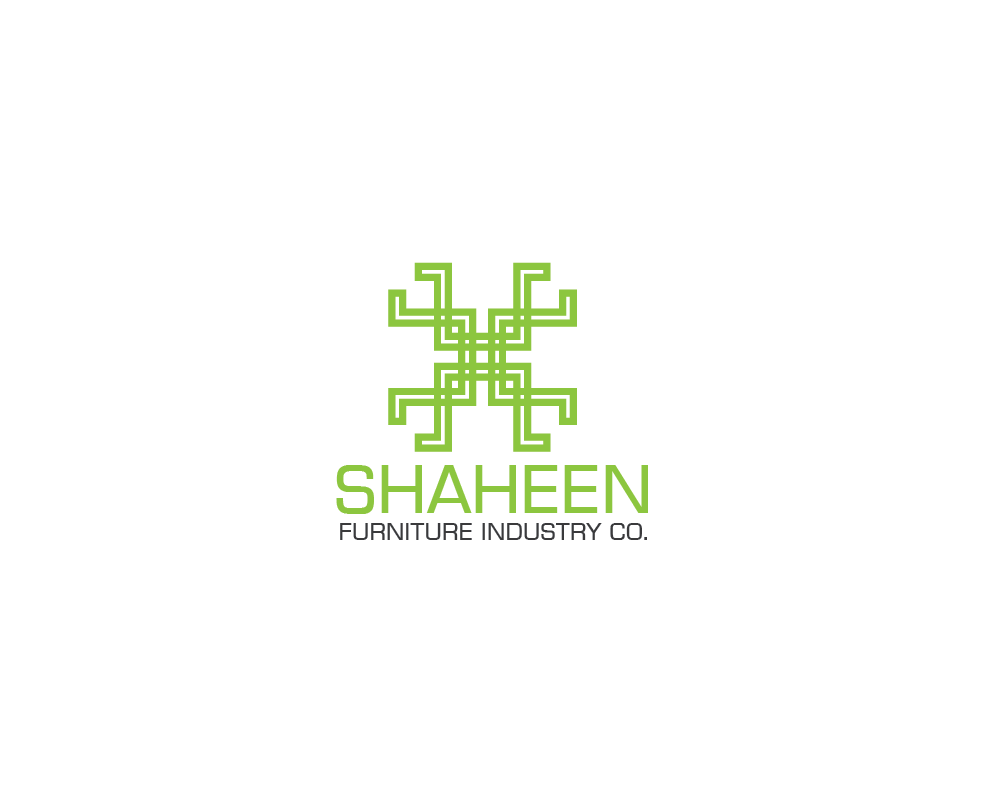 Logo Design by roc - Entry No. 93 in the Logo Design Contest Artistic Logo Design for Shaheen Furniture Industry Co..