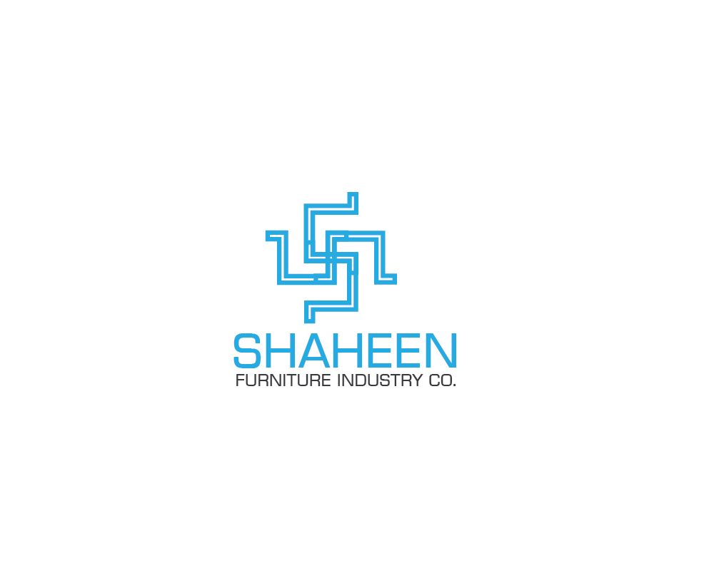 Logo Design by roc - Entry No. 94 in the Logo Design Contest Artistic Logo Design for Shaheen Furniture Industry Co..