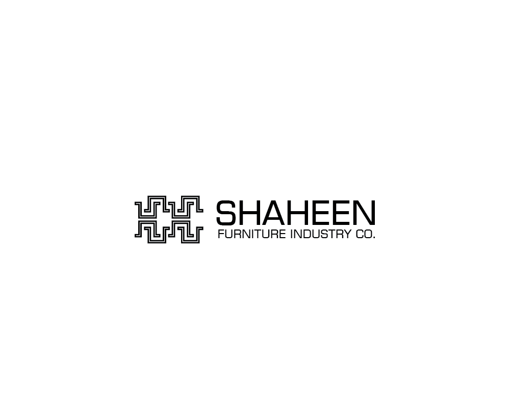 Logo Design by roc - Entry No. 95 in the Logo Design Contest Artistic Logo Design for Shaheen Furniture Industry Co..