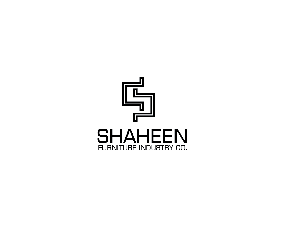 Logo Design by roc - Entry No. 96 in the Logo Design Contest Artistic Logo Design for Shaheen Furniture Industry Co..