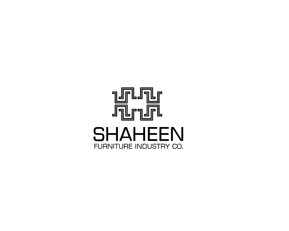 Logo Design by roc - Entry No. 98 in the Logo Design Contest Artistic Logo Design for Shaheen Furniture Industry Co..
