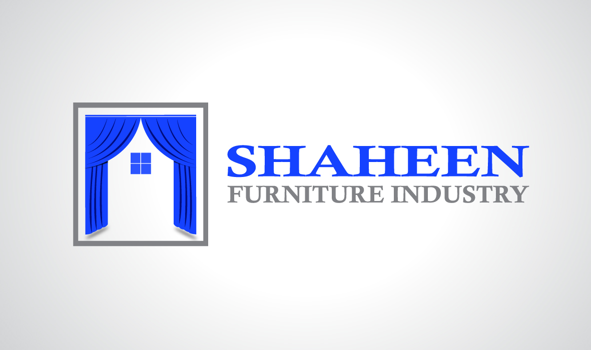 Logo Design by Amianan - Entry No. 100 in the Logo Design Contest Artistic Logo Design for Shaheen Furniture Industry Co..