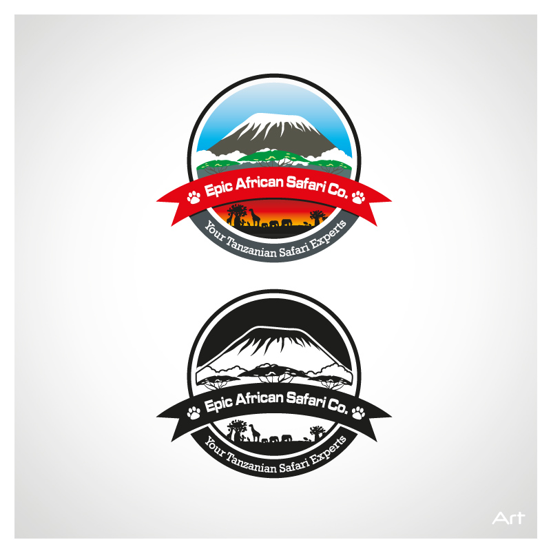 Logo Design by Puspita Wahyuni - Entry No. 109 in the Logo Design Contest Epic logo design.