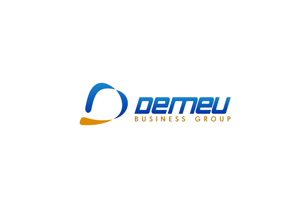 Logo Design by Respati Himawan - Entry No. 21 in the Logo Design Contest Captivating Logo Design for DEMEU Business Group.