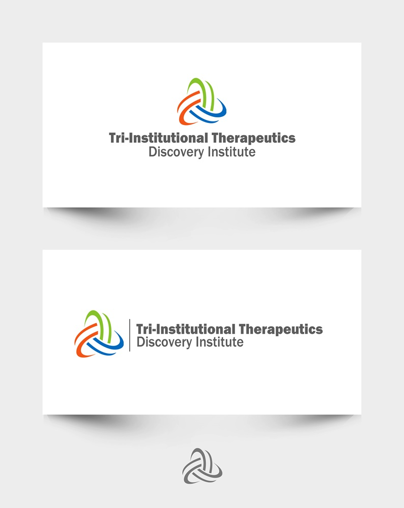 Logo Design by Respati Himawan - Entry No. 22 in the Logo Design Contest Inspiring Logo Design for Tri-Institutional Therapeutics Discovery Institute.