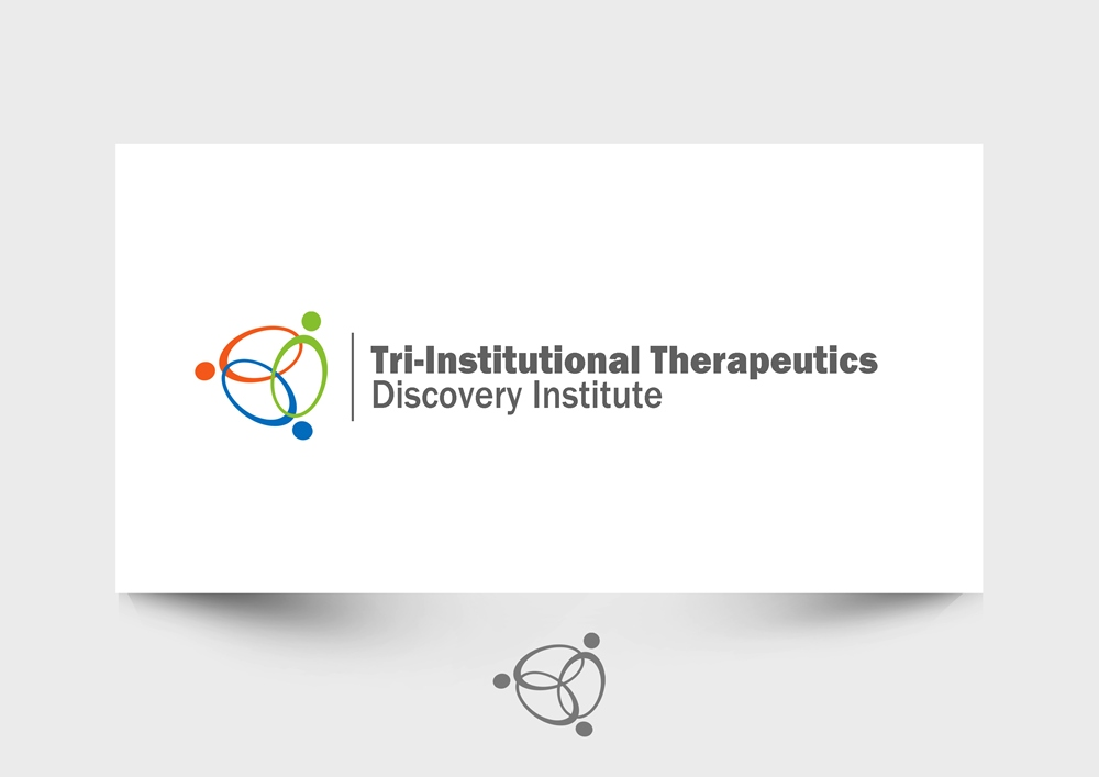 Logo Design by Respati Himawan - Entry No. 23 in the Logo Design Contest Inspiring Logo Design for Tri-Institutional Therapeutics Discovery Institute.