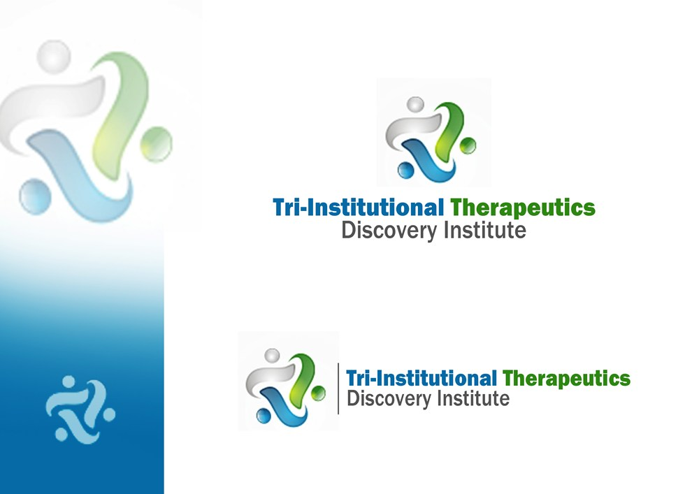 Logo Design by Respati Himawan - Entry No. 24 in the Logo Design Contest Inspiring Logo Design for Tri-Institutional Therapeutics Discovery Institute.
