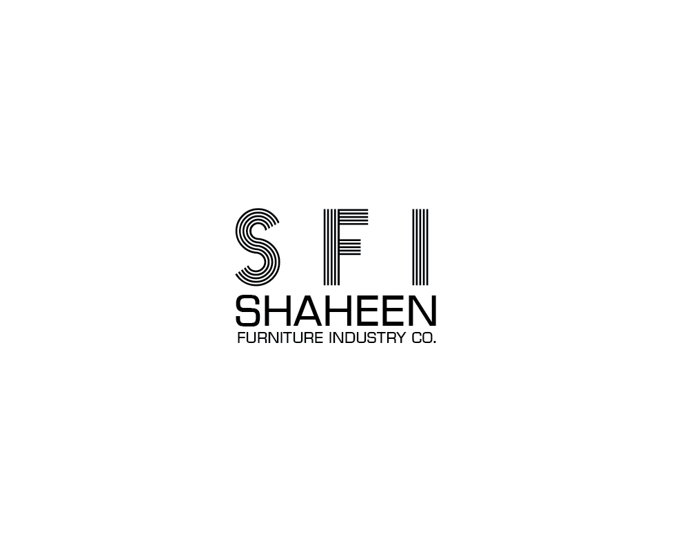 Logo Design by roc - Entry No. 104 in the Logo Design Contest Artistic Logo Design for Shaheen Furniture Industry Co..