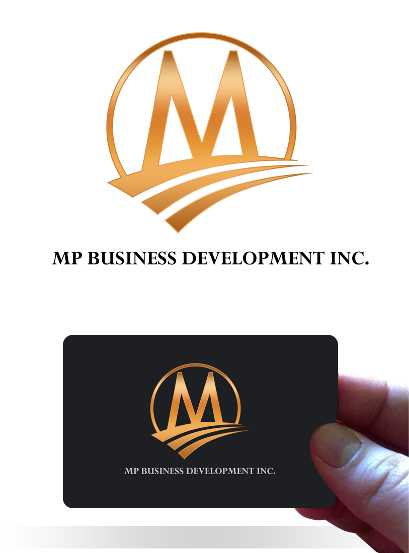 Logo Design by Private User - Entry No. 187 in the Logo Design Contest MP Business Development Inc. Logo Design.
