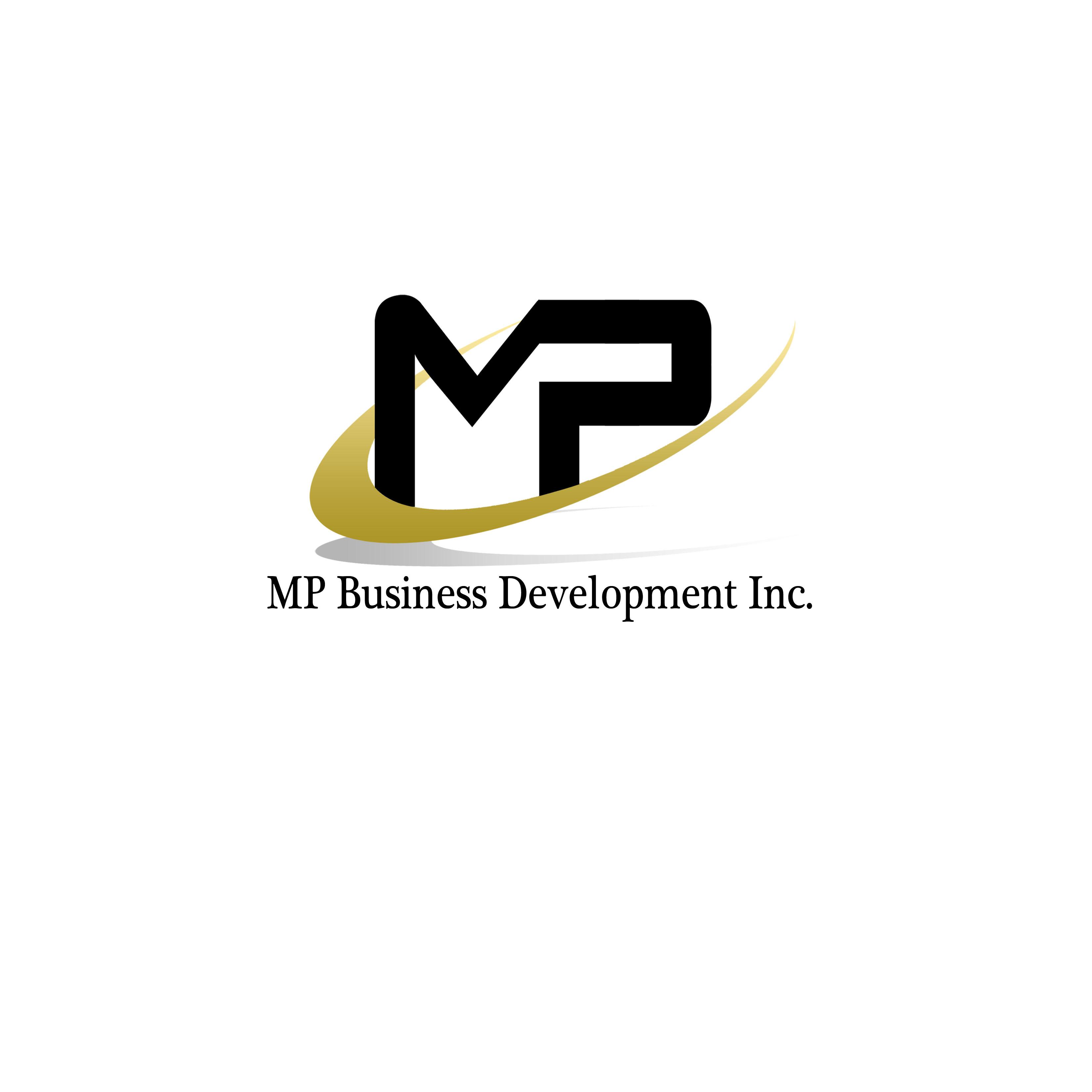 Logo Design by Allan Esclamado - Entry No. 189 in the Logo Design Contest MP Business Development Inc. Logo Design.