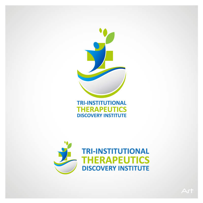 Logo Design by Puspita Wahyuni - Entry No. 25 in the Logo Design Contest Inspiring Logo Design for Tri-Institutional Therapeutics Discovery Institute.