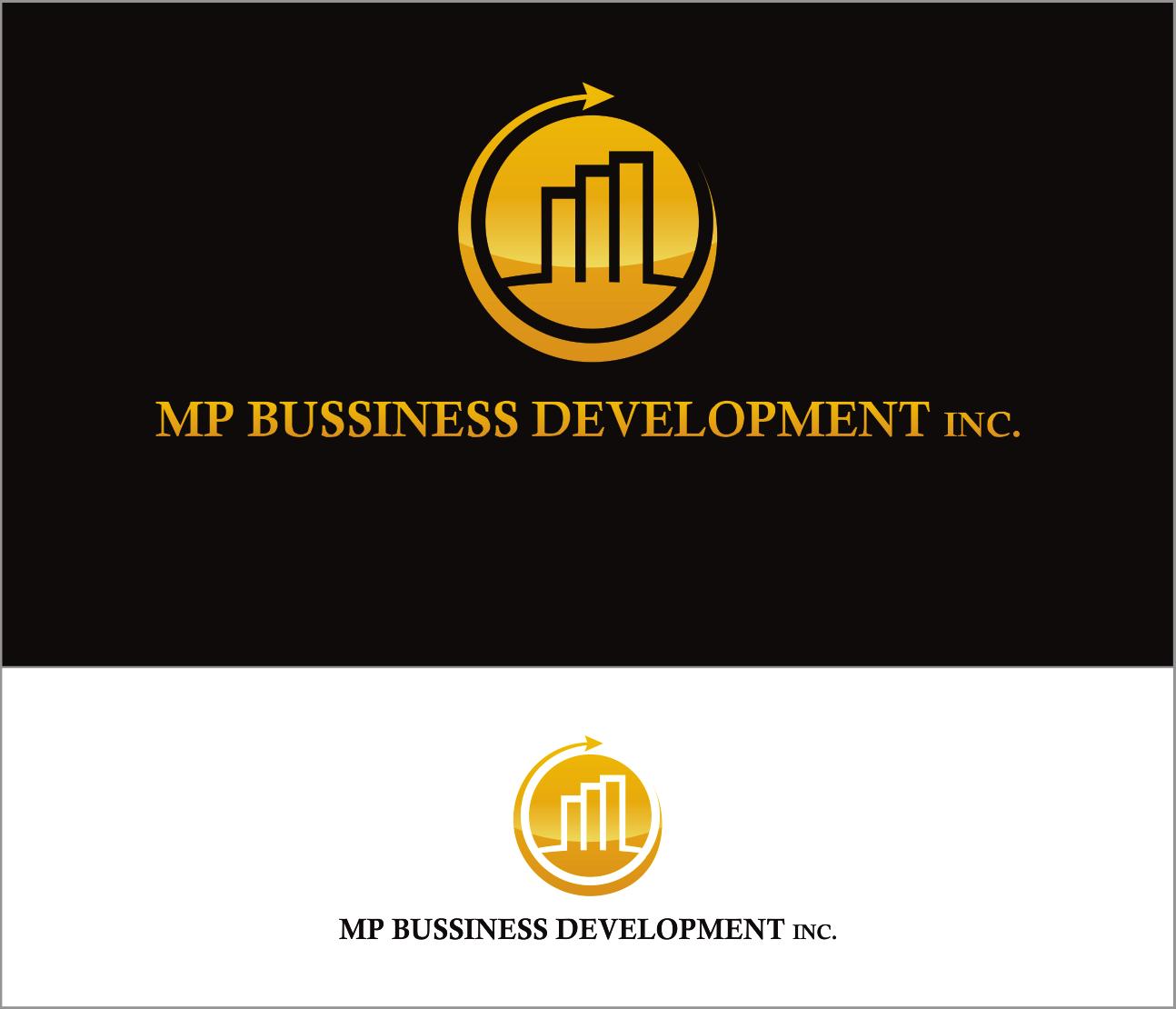 Logo Design by Armada Jamaluddin - Entry No. 198 in the Logo Design Contest MP Business Development Inc. Logo Design.