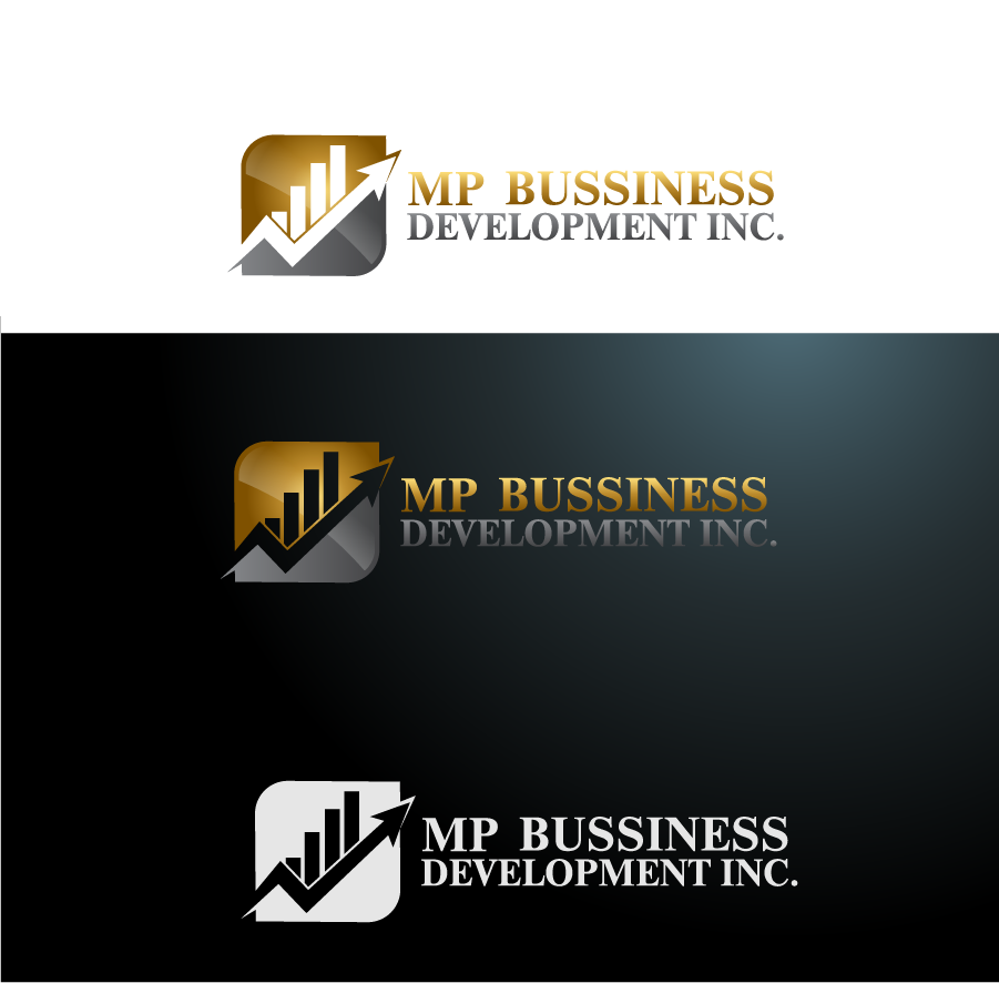Logo Design by Private User - Entry No. 199 in the Logo Design Contest MP Business Development Inc. Logo Design.