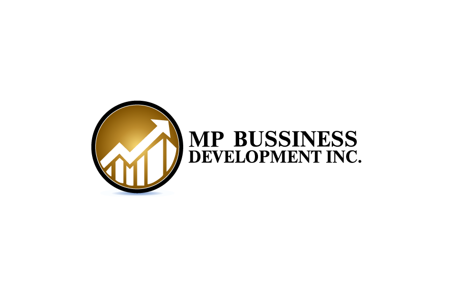 Logo Design by Private User - Entry No. 200 in the Logo Design Contest MP Business Development Inc. Logo Design.