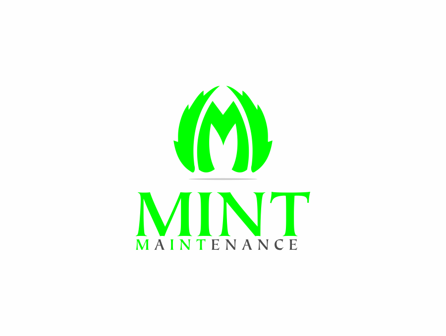 Logo Design by Agus Martoyo - Entry No. 91 in the Logo Design Contest Creative Logo Design for Mint Maintenance.