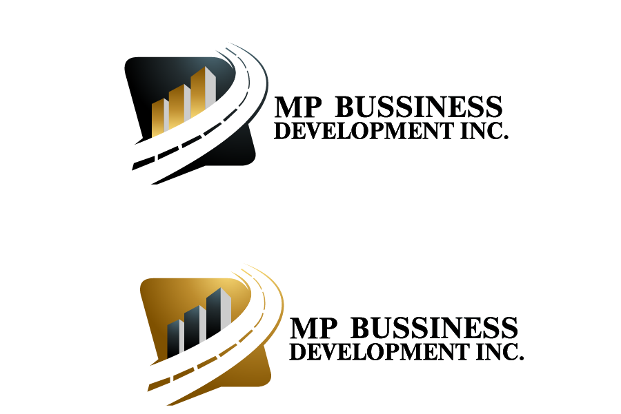 Logo Design by Private User - Entry No. 202 in the Logo Design Contest MP Business Development Inc. Logo Design.